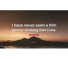 Trump quote about diet coke Plan