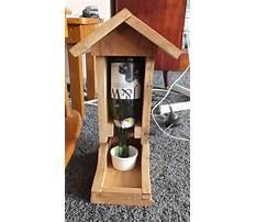 Tui bird feeder plans Plan