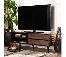Tv console furniture contemporary Plan