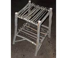 Twig furniture plans free Plan