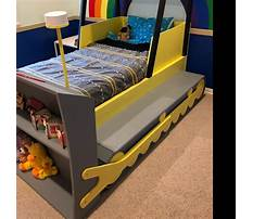 Twin bed construction plans Plan