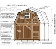 Two storey shed plans.aspx Plan