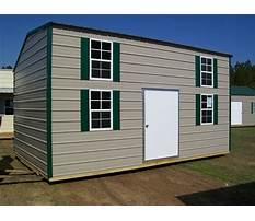 Two story shed kit.aspx Plan