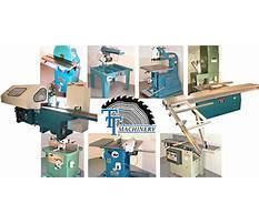 Uk woodworking machinery Plan