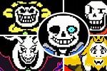 Undertale Full Game Bosses