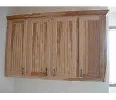 Unfinished kitchen cabinet doors for sale Plan