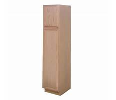 Unfinished pantry cabinet home depot Plan