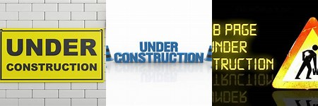 Updating Page Under Construction