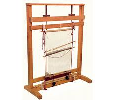 Vertical loom plans Plan