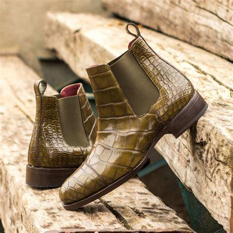 Vintage Alligator Boots
