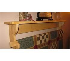 Vintage quilt rack.aspx Plan