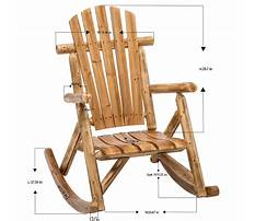 Vintage wooden porch chairs and rockers Plan