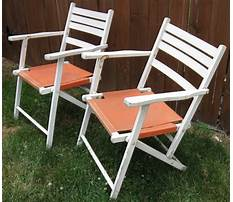 Vintage wooden porch chairs Plan