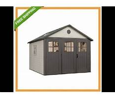 Vinyl storage shed kits.aspx Plan