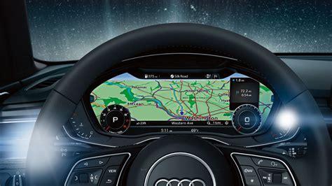 Virtual Cockpit Audi