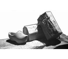 Visit to a wooden shoe factory at marken in the netherlands Plan