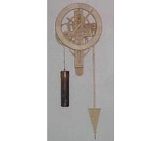 Vortex clock plans Plan