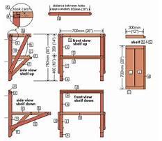 Wall bench plans.aspx Plan