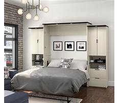 Wall unit beds Plan