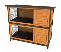 Ware rabbit cages home Plan