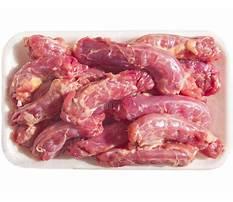 Where to get chicken necks Plan