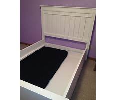 White bed queen.aspx Plan