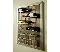 Wine accessories and decor Plan