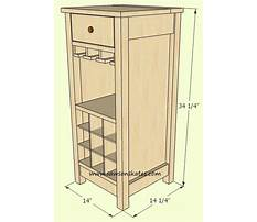 Wine racks for cabinets diy Plan