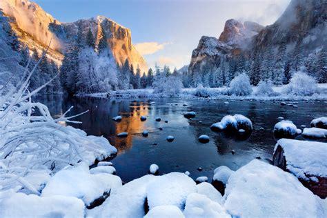 Winter Yosemite National Park