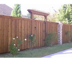 Wood arbor with gate.aspx Plan