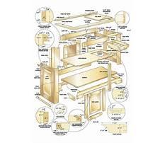 Wood blueprints Plan