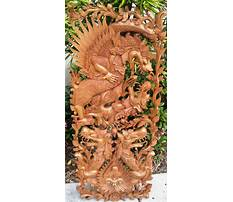 Wood carving patterns dragons Plan