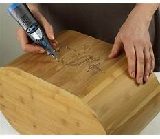 Wood carving projects for a dremel Plan