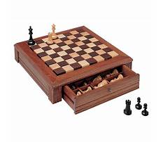 Wood chess table plans Plan