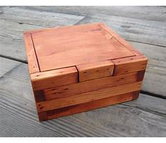 Wood chest design plans Plan