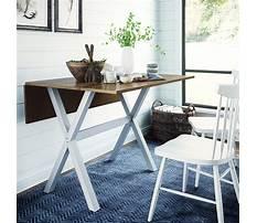 Wood drop leaf table.aspx Plan
