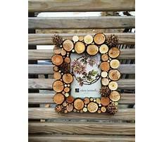 Wood frames craft ideas Plan