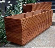Wood garden planter boxes.aspx Plan