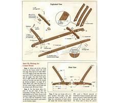 Wood hammock stand plans Plan