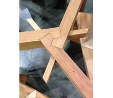 Wood joint ideas Plan