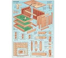Wood machinist chest plans Plan