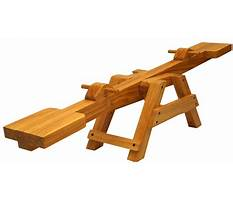 Wood planks for kids Plan