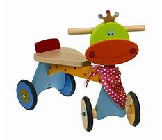 Wood riding toys for toddlers Plan