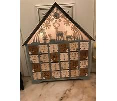 Wooden advent calendars.aspx Plan