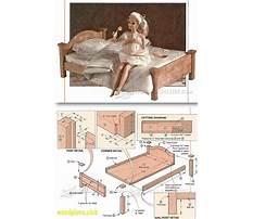 Wooden barbie doll furniture plans Plan