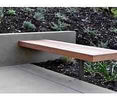 Wooden bench edmonton Plan