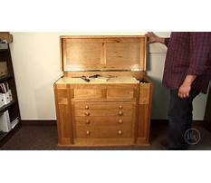 Wooden bench youtube.aspx Plan