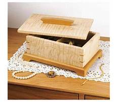 Wooden box projects plans Plan