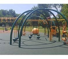 Wooden bridge adventure playground crouch hill Plan