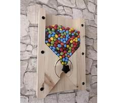 Wooden candy dispenser plans.aspx Plan